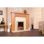 Celsi Electriflame XD Camber Champagne Electric Fire