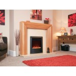Celsi Electriflame XD Essence Black Electric Fire