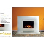 Evonic Corbiere Electric Fire