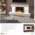 Flame Essence Ador Electric Suite