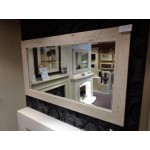 CDM6 Travertine Mirror