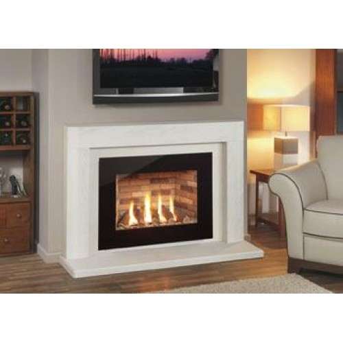 Nu Flame Synergy Perspective Glass Gas Fire