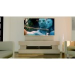 Media TV Unit CDMED 3 Travertine and Limestone