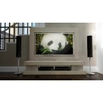 Media TV Unit CDMED 6 Travertine and Limestone